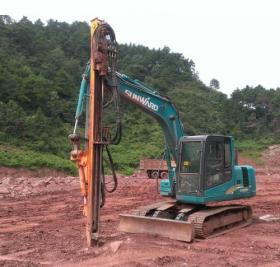 YYG系列挖機鉆
