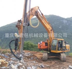 上海挖改液壓鉆機