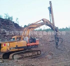 上海挖改液壓鑿巖機